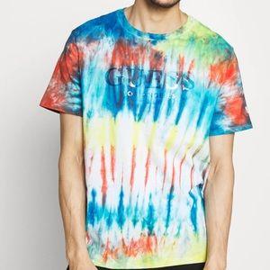 Guess men Tie Dye tshirt